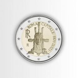ITALIA - 2 EURO 2021, ROMA...