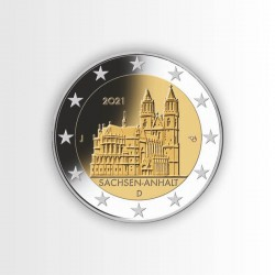 GERMANIA - 2 EURO 2021,...