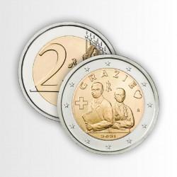 ITALIA - 2 EURO 2021,...