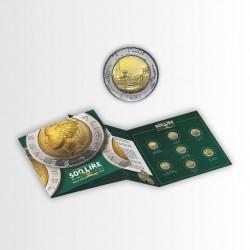 ITALIA - FOLDER DELLE 500 LIRE