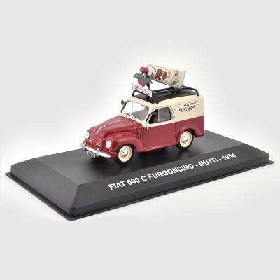 FURGONE FIAT 500C MUTTI