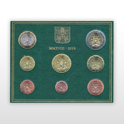 VATICANO - EURO...
