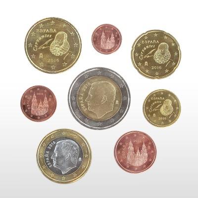 SPAGNA - EURO DIVISIONALI,...
